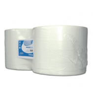 Europroducts industrie papier wit 2x 380 m 24 cm