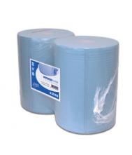 EUROPRODUCTS INDUSTRIEPAPIER BLAUW 1X 190 M 37 CM Papier & dispencers