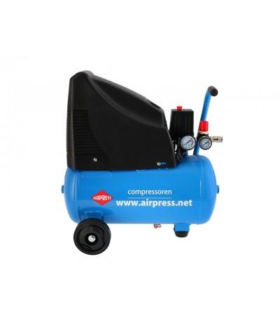 Airpress Compressor HLO 215/25 met accessoires Compressor