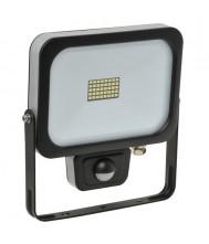 Nova LED straler SL420S Slimline 20W 4000K 1800 lumen +Sensor Led Bouwlamp