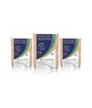 Pellets zak excellent blauw a 15 kilo (alleen winkel) Brandstoffen