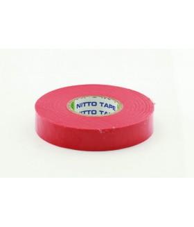 Nitto Tape Rood 20m 15mm Per Stuk Tape & isolatie