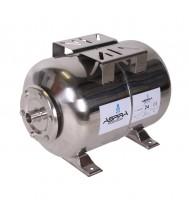 Aspira Hydrofoortank RVS 24L Hydrofoorpomp