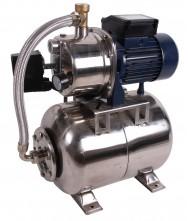 Asprira Hydrofoorinstallatie rvs pomp en tank 0.75 kw