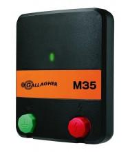 Gallagher M35 schrikdraadapparaat (230V) Schrikdraadapparaten lichtnet