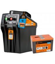 Gallagher BA30 batterij-apparaat Schrikdraadapparaten accu