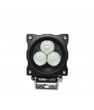 Fluxon LED offroad lamp breedstraler 15W Werklampen 12V/24V