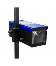Fluxon Koplamptester met digitale luxmeter Koplamptester