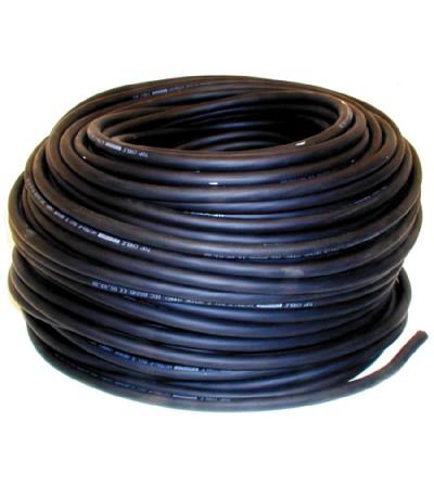 Neopreen kabel 4x1.5mm² Rol van 100 meter Kabel