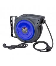 Fluxon Kabelhaspel automatisch 230V 15m 3x1,5mm2 Kabelhaspels