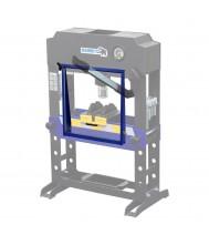 Mammuth Veiligheidsscherm voor werkplaatspers 15 ton SP15HL Werkplaats pers