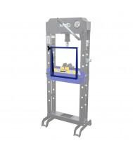 Mammuth Veiligheidsscherm voor werkplaatspers 20 ton SP20H Werkplaats pers