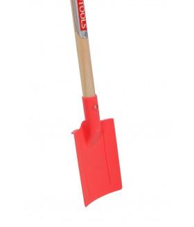 Mini spade kunststof met steel 75cm, Talen Tools Tuingereedschap