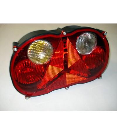 Radex achterlicht semi led links Aanhanger verlichting LED
