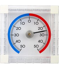 Raamthermometer, zelfklevend Thermometers