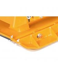 Lumag rubbermat 5G3RP300HPC Trilplaat
