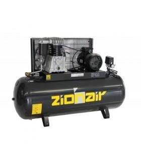 Zion Air Compressor 4KW 400V 11bar 270ltr tank Compressor