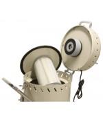 ZION AIR Verrijdbare straalketel met afzuiging SK28V Straalapparatuur