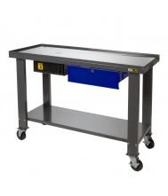 Toolbox4you Werktafel met olie opvang Werkplaatsinrichting