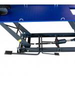 Mammuth Motorfiets Lift Parallel 450 Kg Hydraulisch met voetpomp Hefbrug / Motorfietslift