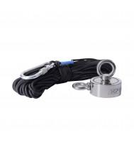 XP Tools Vismagneet 150kg met touw Vismagneet