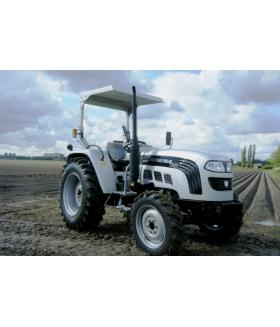 Eurotrac compact tractor f60-ii 55pk Mini trekker