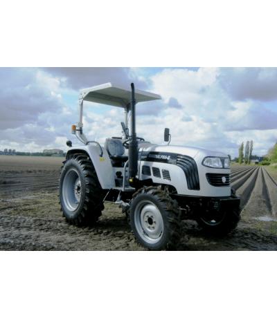 Eurotrac compact tractor f60-ii 55pk