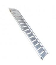 Torso Oprijplaat Aluminium 2.00 mtr 500 kg per stuk Rijplaat