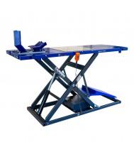 Falco Sollevatori Motorlift professioneel 1000kg elektrisch Hefbrug / Motorfietslift