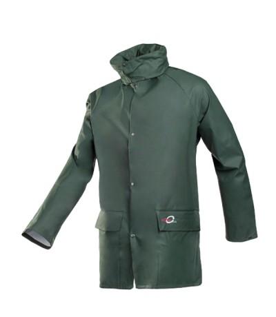 Flexothane regenjas groen maat xl Regenkleding