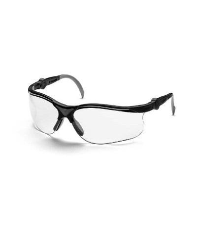 Husqvarna veiligheidsbril clear x (helder)