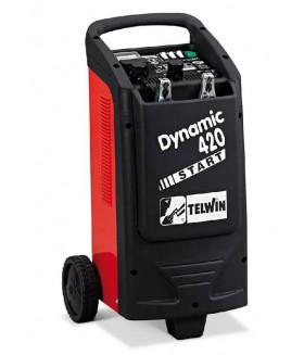 Telwin dynamic 420 snelstarter acculader