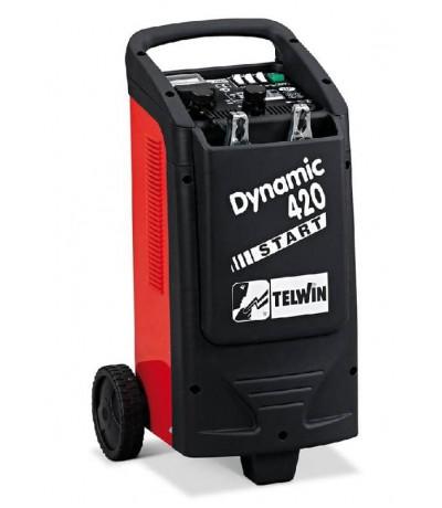 Telwin dynamic 420 snelstarter acculader Acculader en starthulp