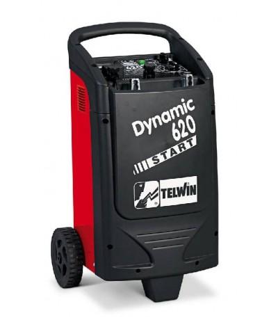 Telwin dynamic 620 snelstarter acculader