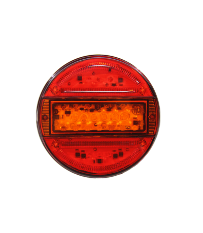 Led achterlicht 3 functies 12/24v 2 mtr kabel Aanhanger verlichting LED