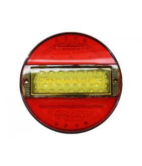Led achterlicht 5 functies 12/24v 2 mtr kabel Aanhanger verlichting LED