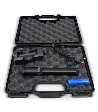 Laserop mini incl koffer batterij met lader