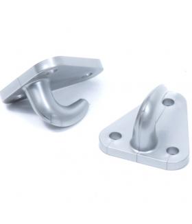 Touwhaak plastic opschroefbaar Spanbanden & bevestiging