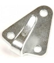 Touwhaak ijzer, opschroefbaar Spanbanden & bevestiging