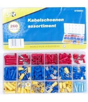 KABELSCHOENEN ASSORTIMENT 260 DELIG