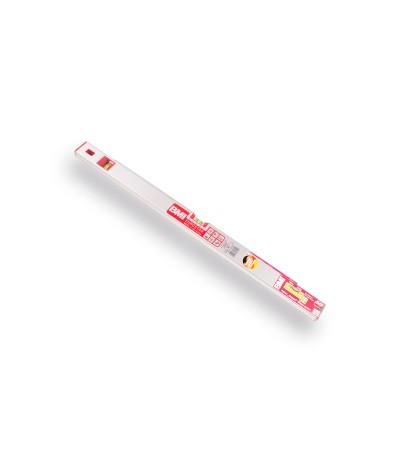 BMI blokwaterpas eurostar 80cm aluminium Meetgereedschap