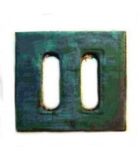 Boomband aanschuiflus, doorvoer 5x2cm