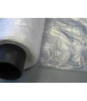Onderfolie 50*10 mtr. transparant Kleden & plastic