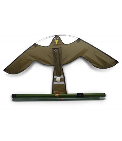 Hawk-kite vogelverjager 10meter Vogelverschrikker