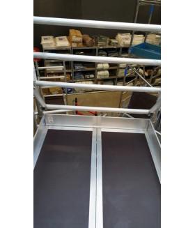 Solide set kantplanken 75 x 305 Steigers en toebehoren