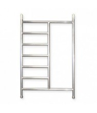 Alu-top doorloopframe 135-28-7 r/l