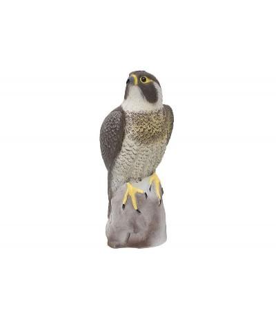 Slechtvalk kunststof 40 cm Vogelverschrikker