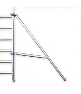 Alu-top stabilisator 2.00m Steigers en toebehoren