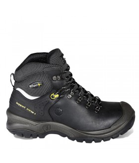 Grisport werkschoenen 803 hoog zwart maat 41 Werkschoenen hoog model