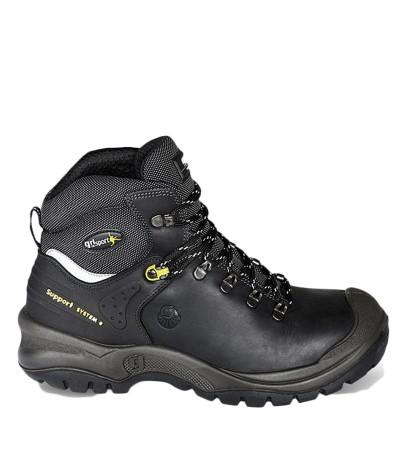 Grisport werkschoenen 803 hoog zwart maat 48 Werkschoenen hoog model